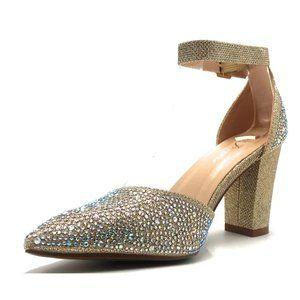 Women Sandal Cover Toe Fancy Footwear Sonfgul7